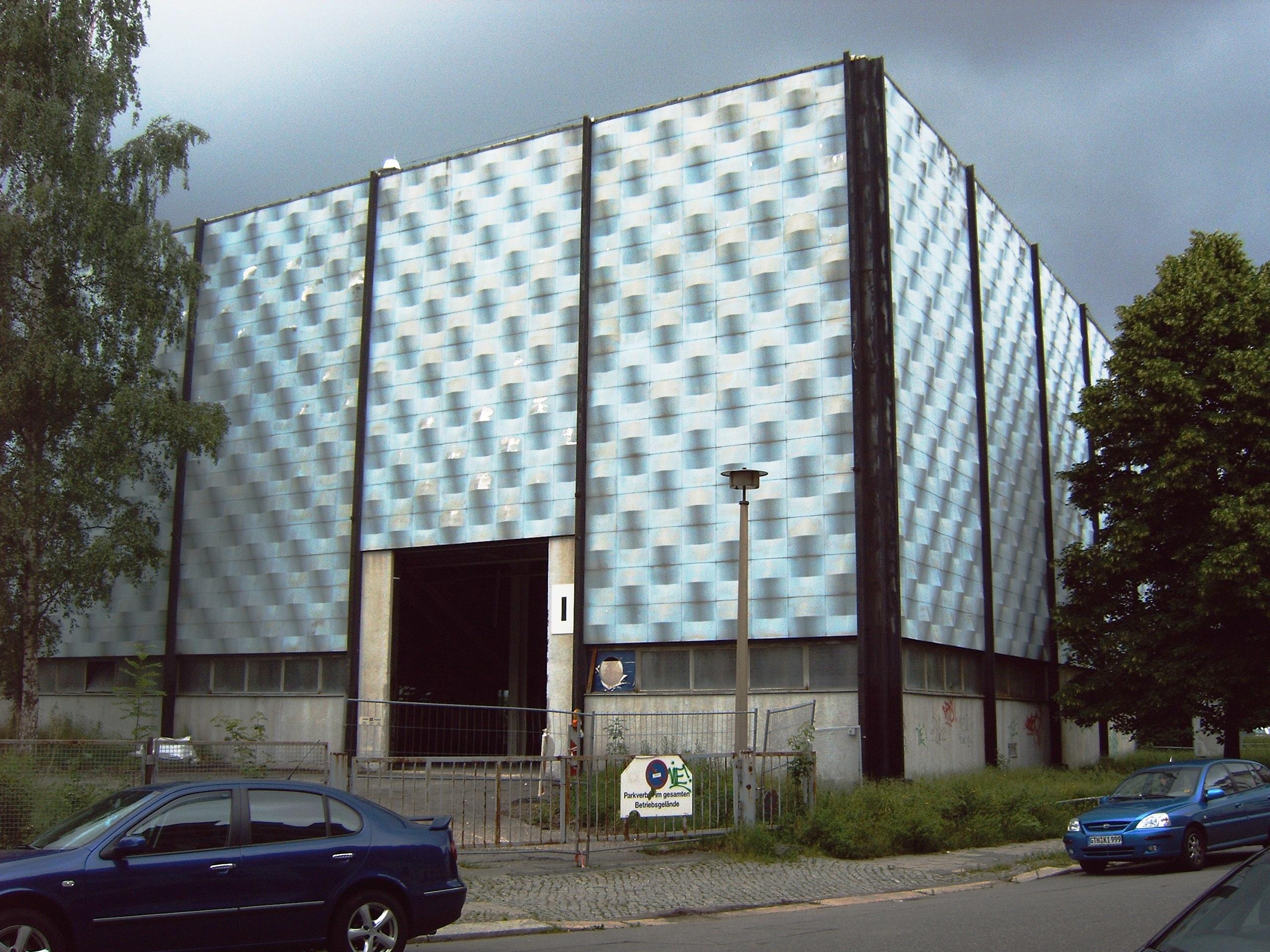 Schlossteichhallen