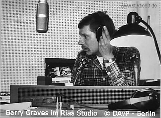 Graves im Rias Studio