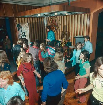 Disco 1974 in Merseburg