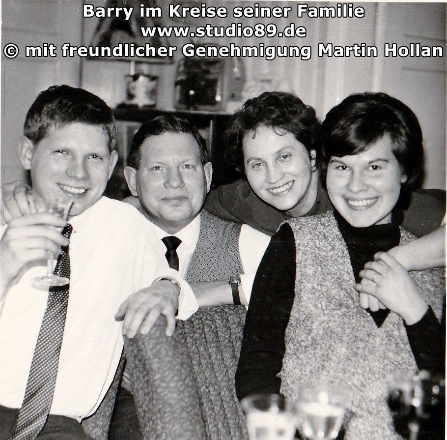 Barry mit Familie