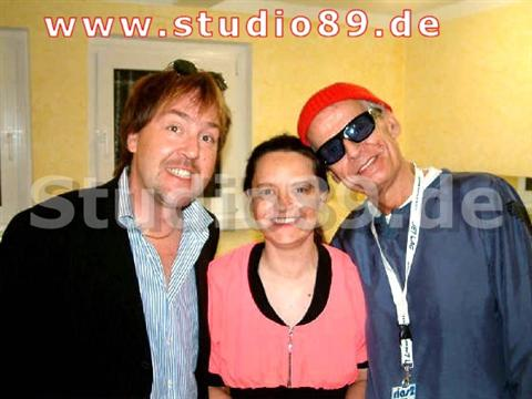 Uwe Schneider, Desiree Persh & Lord Knud